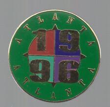 1996 Atlanta Olympic Pin Green 1