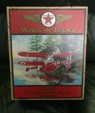 WINGS OF TEXACO 1936 KEYSTONE-LOENING COMMUTER AIRPLANE REGULAR - #8 in Series