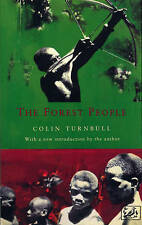 The Forest People by Colin M. Turnbull (Paperback, 1994) B6 oct 17