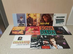 11 MIXED SINGLE CD'S (VARIOUS ARTISTS)