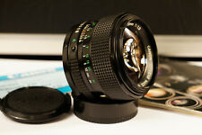 Canon fd 50mm 1:1.2  Lichtriese - new fd - mint