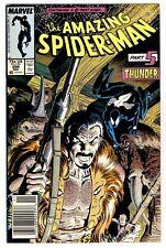 1)AMAZING SPIDER-MAN #294(11/87)KRAVEN'S LAST HUNT(D:KRAVEN)CGC IT(NEWSSTAND)HOT
