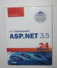 ASP.NET 3.5 Kit by Scott Mitchell (2008) NEW includes MS Visual Studio DVD