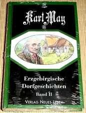 NEU, OVP - Karl May - ERZGEBIRGISCHE DORFGESCHICHTEN Band 2 - Verlag Neues Leben