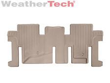 WeatherTech SUV Floor Mat FloorLiner for Pathfinder/JX35/QX60 - 2nd Row - Tan