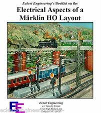 EE 049 EE Book Booklet Electrical Aspects of Wiring a Marklin Märklin HO Layout
