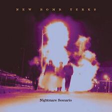 NEW BOMB TURKS - NIGHTMARE SCENARIO - CD NEW