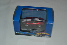 HOT WHEELS FORD SHELBY GR-1 CONCEPT RED 1:87