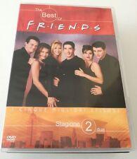 THE BEST OF FRIENDS STAGIONE 2 - I CINQUE EPIDOSI MIGLIORI DVD SERIE TV