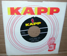 """Johnny Cymbal Sacred Lovers Vow/Mr Bass Man 7"""" 45 Single"""