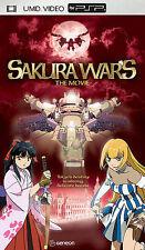 Sakura Wars: The Movie (UMD, 2006)