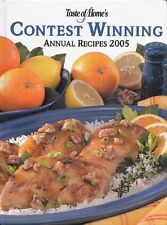 Cook Book - Taste of Home's Contest Winning Annual Recipes 2005