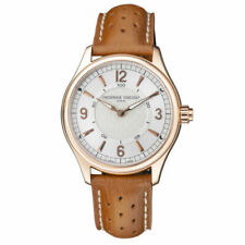 Frederique Constant FC-282AS5B4 Stainless Steel - Brown