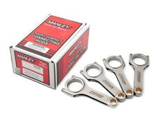 MANLEY HONDA CIVIC CRX D16 D16A6 D16Z6 D16Y7 D16Y8 FORGED H-BEAM CONNECTING RODS