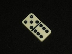 Replacement Domino 5/6 Vintage Tile Five Six