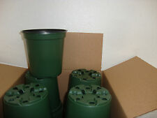 1 GALLON PLASTIC NURSERY PLANT GARDEN POT 6 in * LOT OF 500 *