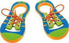 Small Foot Fädelschuhe schleife Lernen