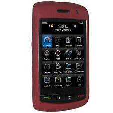 AMZER Maroon Silicone Case For BlackBerry Storm 9530