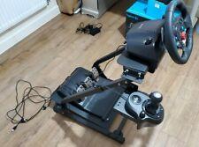 Logitech G29 Racing Wheel & Pedals + Gear Shifter + Stand ASSEMBLED PS4/PS5 & PC