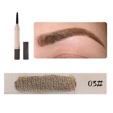 Eye Brow Dye Cream Pencil Waterproof Brown Tint Paint Henna Beauty Eyebrow Set #