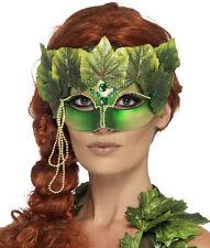 Geheimnisvolle Waldfee Maske  NEU - Karneval Fasching Maske Gesicht