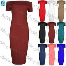 Women's Viscose Short Sleeve Party Stretch, Bodycon Dresses