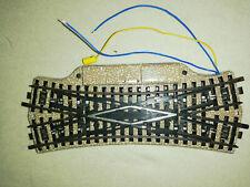 Märklin H0 M-Gleis Doppelte Kreuzungsweiche 5207 ohne OVP geprüft, Top-Zustand