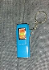 Gas Meter Pump Shaped Torch Lighter And Keychain 2 Inches Tall January 2001