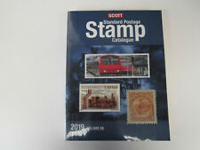Scott 2019 Part 5B Pitcairn Islands-Samoa>Excellent Used Condition