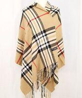 LOT Classic Nova Design 100% Cashmere Scarf LARGE Blanket 28X80 Scotland Wool