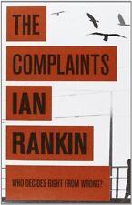 IAN RANKIN __ THE COMPLAINTS ___ BRAND NEW __ FREEPOST UK