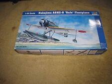 "1/24 Trumpeter Nakajima A6M2-N ""Rufe"" Floatplane-Kit #02410"