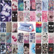 For Samsung Galaxy Note 9 /Note 8 Leather Wallet Card Slot Flip Phone Case Cover