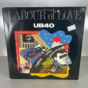 UB40 – Labour Of Love 1983 vinyl