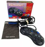 SG ProPad 2 Controller SV-439 for Sega Genesis Console Video Game System TESTED