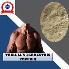 Tribulus Terrestris Powder Powerful TESTOSTERONE BOOSTER Saponins Health 50g