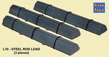 B-T Models L10 - 3 x Long Steel Bar Loads - 1/76 Scale = 00 Gauge - 1st Post
