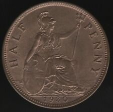 More details for 1930 george v halfpenny coin | british coins | pennies2pounds