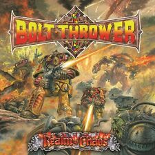Bolt Thrower - Realm of Chaos -New FDR Remaster Vinyl - Pre Order - 31st March
