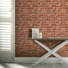 Arthouse Urban Brick Red Wallpaper 696600 Stone Realistic Wall 3d Effect