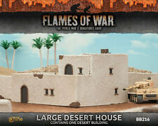 Battlefield in a Box - Flames of War: Large Desert House BB216