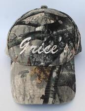 """Grice's"" Grice Gun Shop ""PENNSYLVANIA'S LARGEST GUN SHOP"" Camo Baseball Cap Hat"