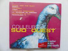 CD ALBUM Couleurs Sud Ouest ZEBDA / FABULOUS TROBADORS / FEMMOUZES T / NOUGARO