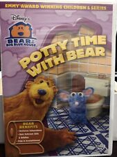 Bear in the Big Blue House - Potty Time With Bear (DVD) (DVD, 2004)