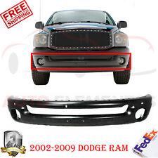 Front Bumper Paintable For Dodge Ram 1500 2002 2008 Ram 25003500 2003 2009 Fits 2005 Dodge Ram 1500
