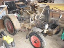 Traktor Eigenbau Hydraulik o Motor 1H65 Eigenbautrktor DDR Kleintraktor Oldtimer