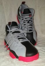 Nike Air Jordan Jumpman Youth Shoes Size 4.5y Women's Size 6 Wolf/Infrared BLK