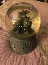 1994 Sarah's Attic Westland Music Box Snow Globe School Days L1