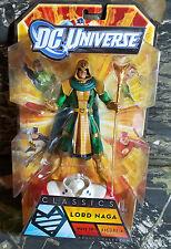 NIB DC Universe Lord Naga BAF S.T.R.I.P.E Upper Torso Figure Wave 19 Figure 4 B4