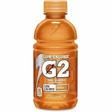 PepsiCo Gatorade G2 Orange Sports Drink 12oz. 24/CT Orange 12204